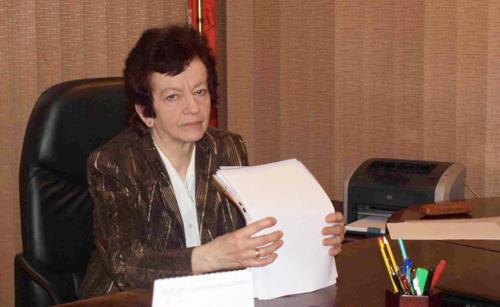 Alicja Bira, burmistrz Ziębic