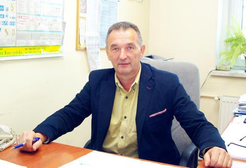 Naczelnik Mirosław Stępień poinformował nas o działaniach podjętych przez magistrat w sprawie szczurów