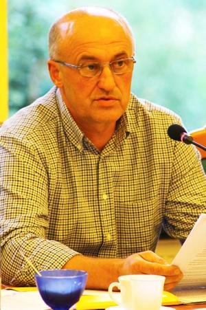 Jan Andryszcak, pełnomocnik KW Forum Samorządowe