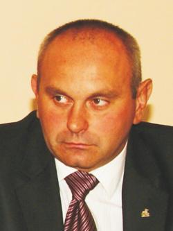 Damian Długosz, pełnomocnik PiS  w gminach Borów i Kondratowice