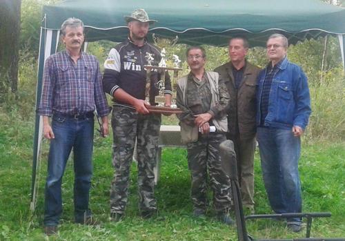 W pierwszej trójce znaleźli się: Rafał Mularczyk, Tomasz Stanek i Piotr Wojtuściszyn