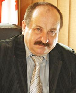 Antoni Herbowski, były burmistrz Ziębic