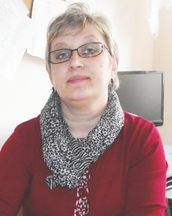 Elżbieta Żuławińska, wicedyrektor Zespołu Szkół Publicznych w Wiązowie