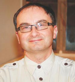 Dariusz Stępień, dyrektor Strzelińskiego Ośrodka Kultury - img_16606