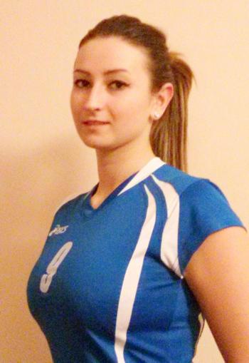 Kamila Szulikowska trenuje codziennie, bo wie, że ciężką pracą można osiągnąć sukces