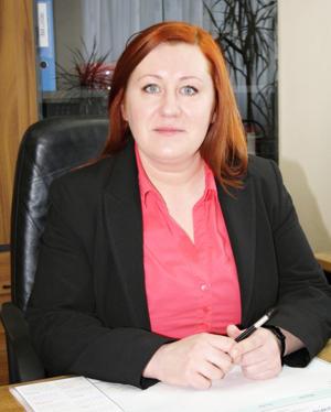 Agnieszka Bugryn, wicestarosta strzeliński