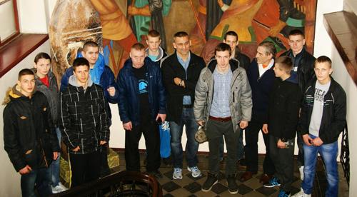 Uczestnicy konsultacji w ziębickim muzeum, które mieści się w Ratuszu