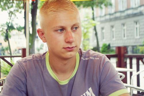 Patryk Kwiatkowski zdementował pogłoski o swoim odejściu z Czarnych
