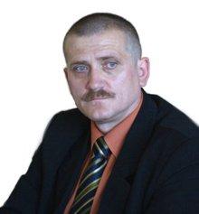 Burmistrz Jerzy Krochmalny