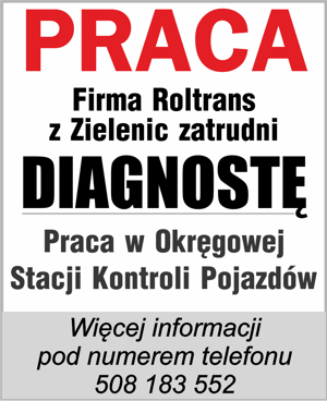 Praca diagnosta